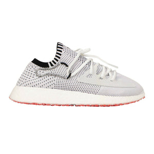 Primeknit 'Ratio Racer' Sneakers - White/Black