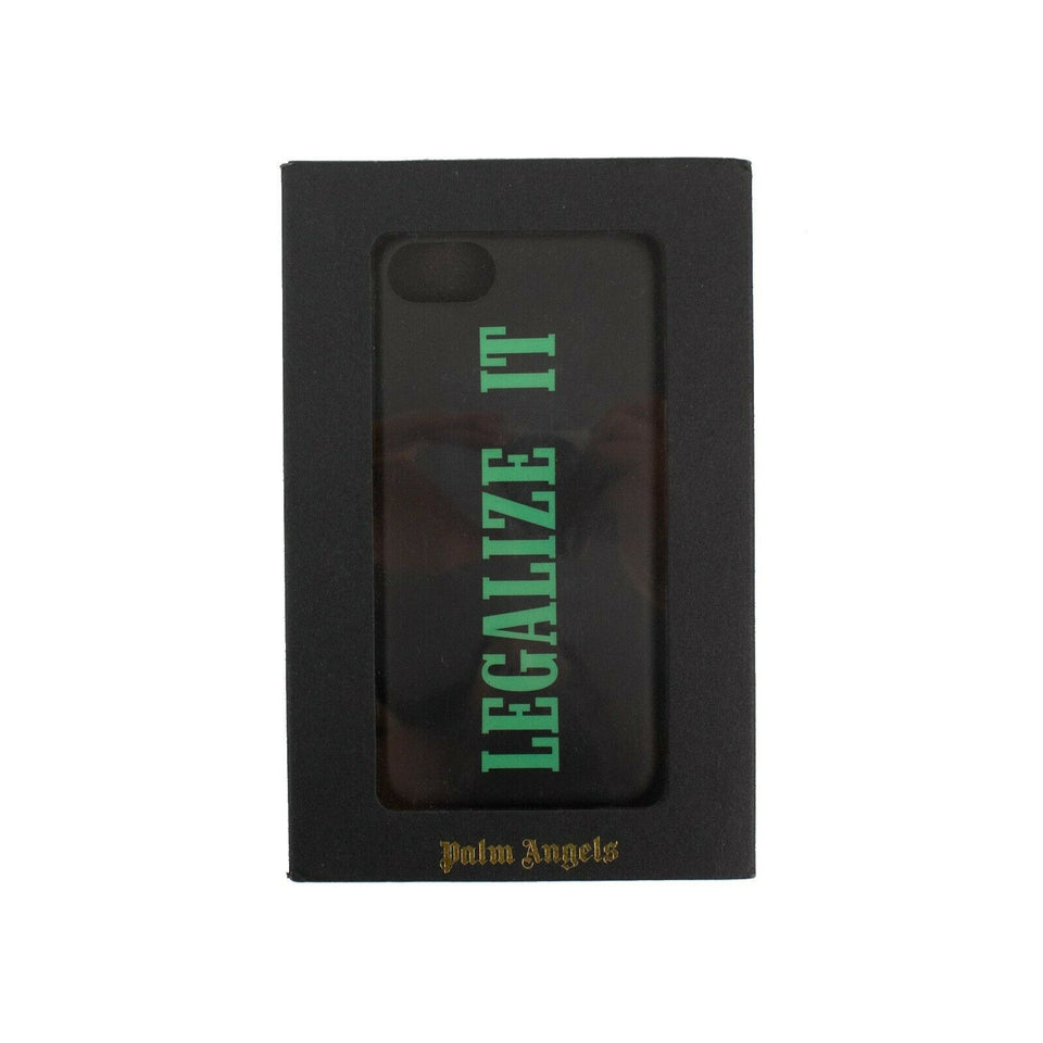 """Legalize It"" Iphone 7 Cover - Black"