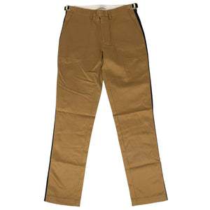 Cotton Chino Pants - Camel