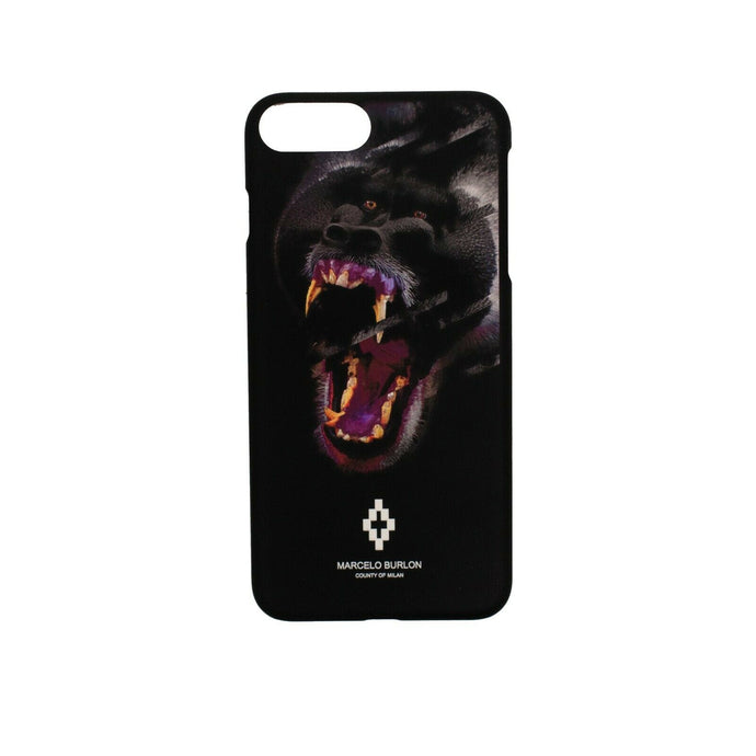 'Teukenk' iPhone 7 Plus Phone Case - Black