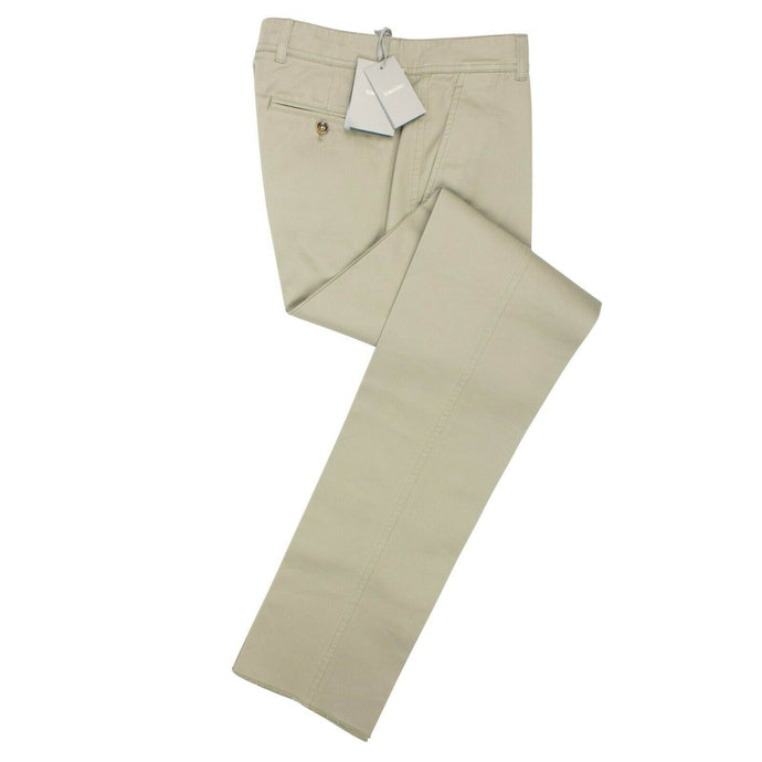 Cotton Pants - Tan