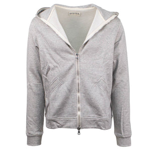 Narita Zip-Up Hoodie Sweatshirt - Heather Gray