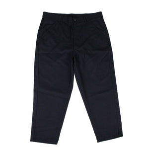 Polyester Pants - Navy