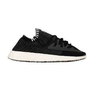 Knitted 'Ratio Racer' Sneakers - Black And White