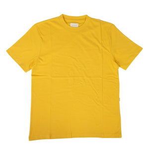 Cotton Logo T-Shirt - Yellow