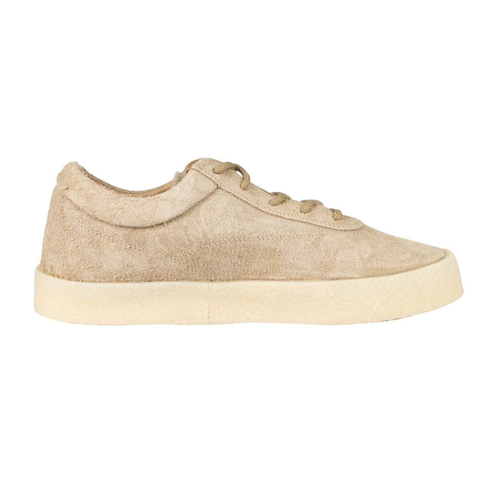 Season 6 Thick Shaggy Suede Crepe Sneakers - Taupe