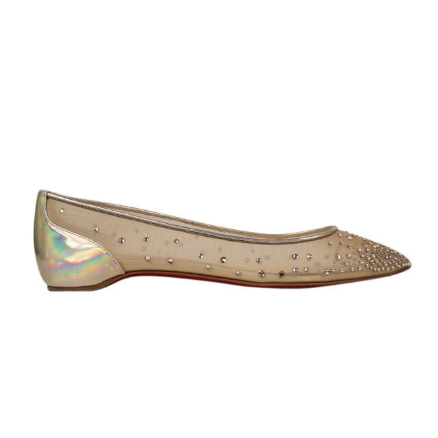 'Follies Strass' Flats