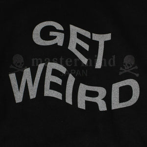 ANTI SOCIAL SOCIAL CLUB x MASTERMIND 'Get Weird' Sweatshirt - Black