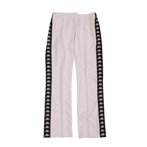 FAITH CONNEXION x KAPPA Side Logo Stripe Track Pants - White