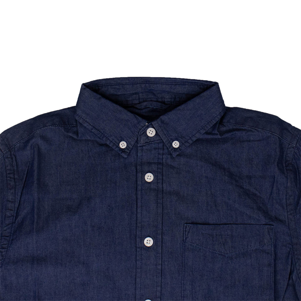 Short Sleeve Shirt - CROSBY DENIM