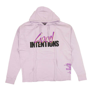 VLONE x NAV 'Doves Good Intentions' Hoodie Sweatshirt - Purple