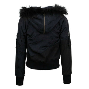 Snorkel Flight Jacket - Black