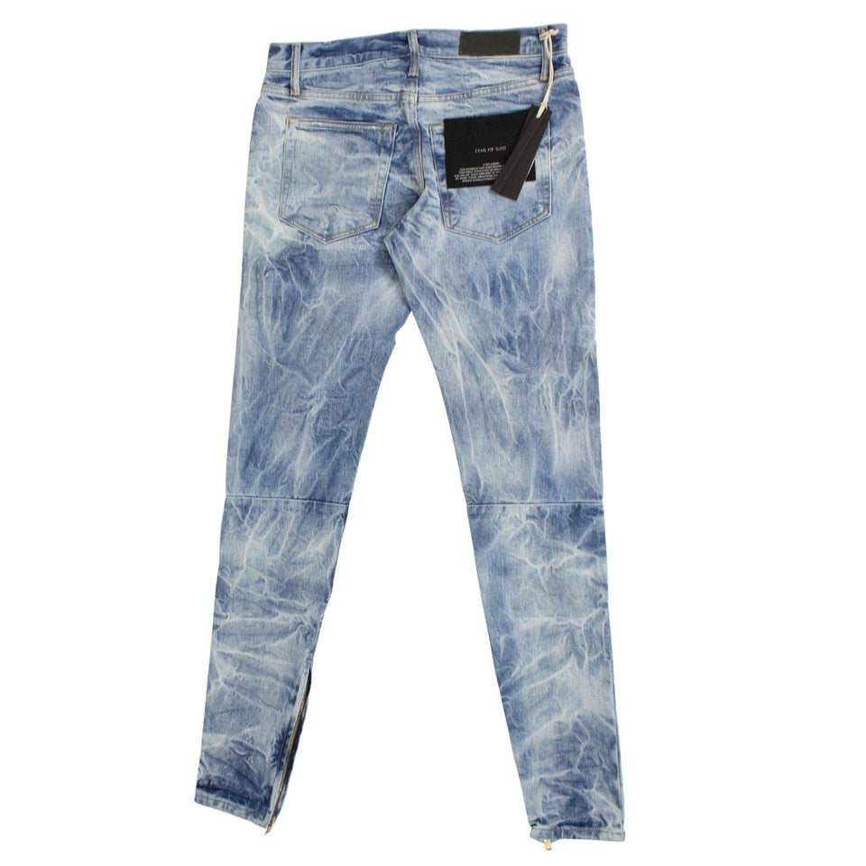 Indigo Selvedge Holy Water Jeans