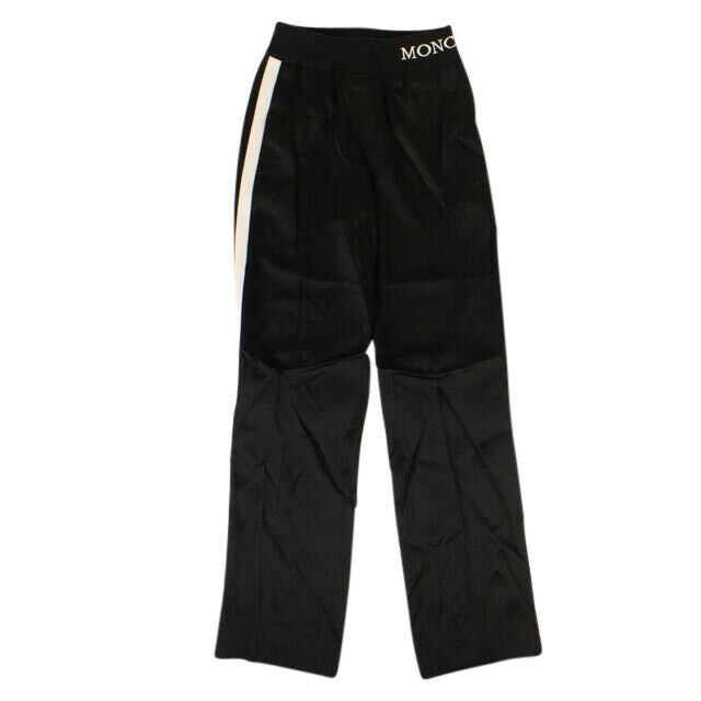 Pantalone Side Stripe Pants - Black