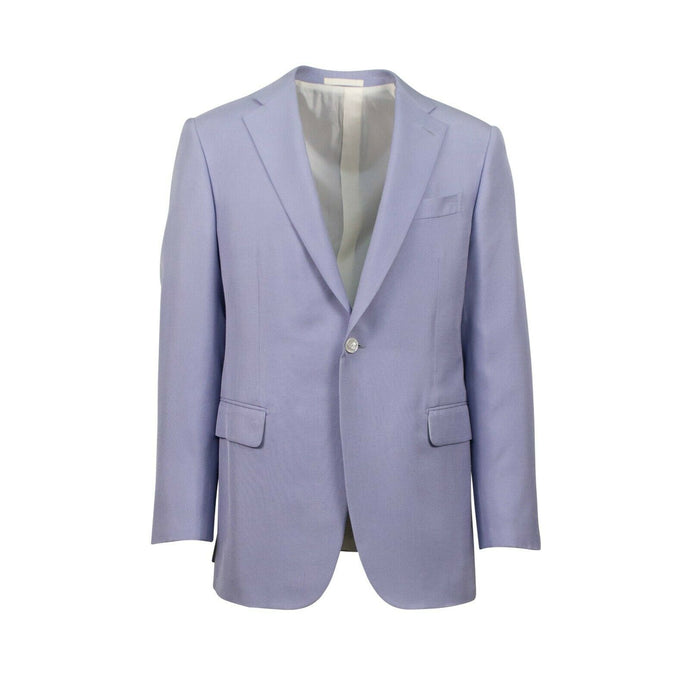 Drop 8 2 Button Silk Sport Coat - Lavender