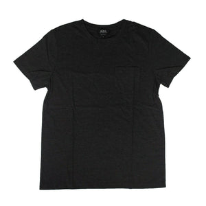 Anthracite Road Short Sleeves T-Shirt - Gray