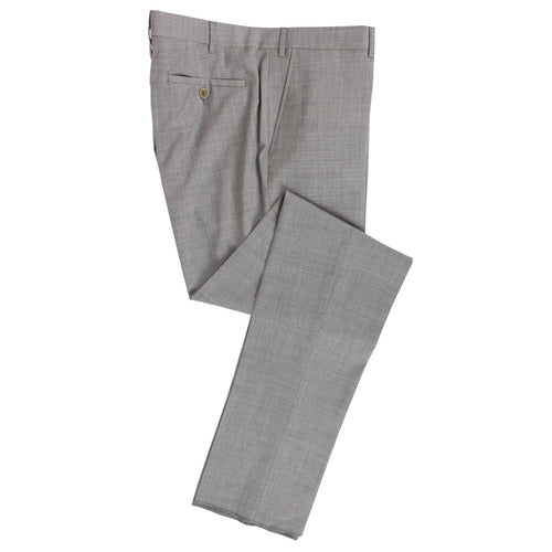 Gray Wool Dress Pants