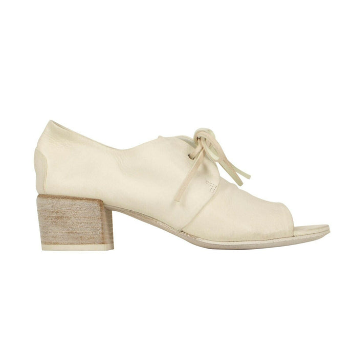 Bo Sandalo Open Toe Leather Sandals - White