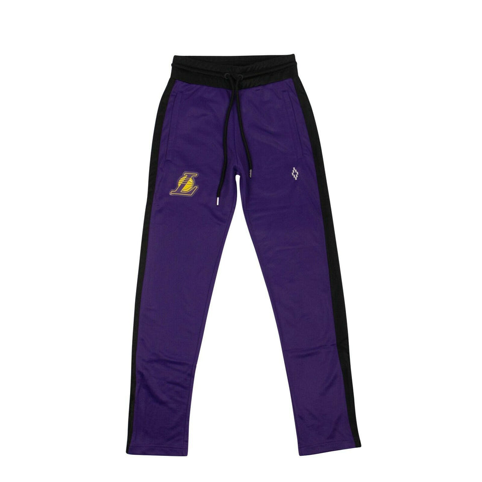 MARCELO BURLON x NBA Lakers Logo Sweatpants - Purple
