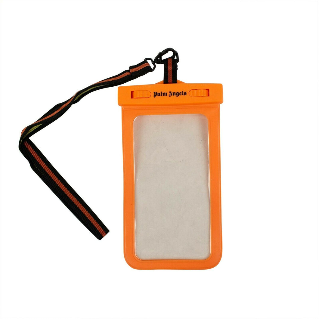 Plastic Waterproof Phone Case - Orange