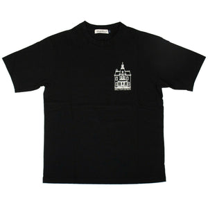 Cotton Hill Top Church T-Shirt - Black
