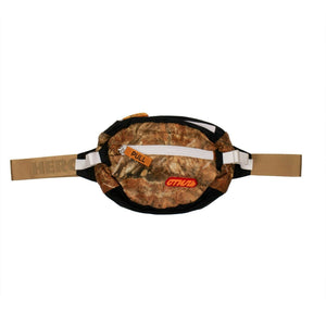 Camouflage 'CTNMB' Padded Fanny Pack - Brown