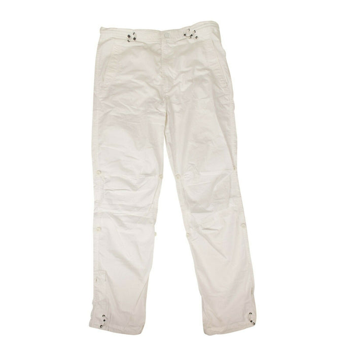 Organic Cotton Straight Fit Original SnoPants - White
