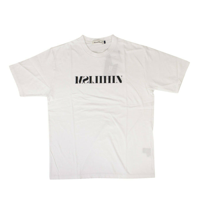 Cotton Short Sleeves T-Shirt - White