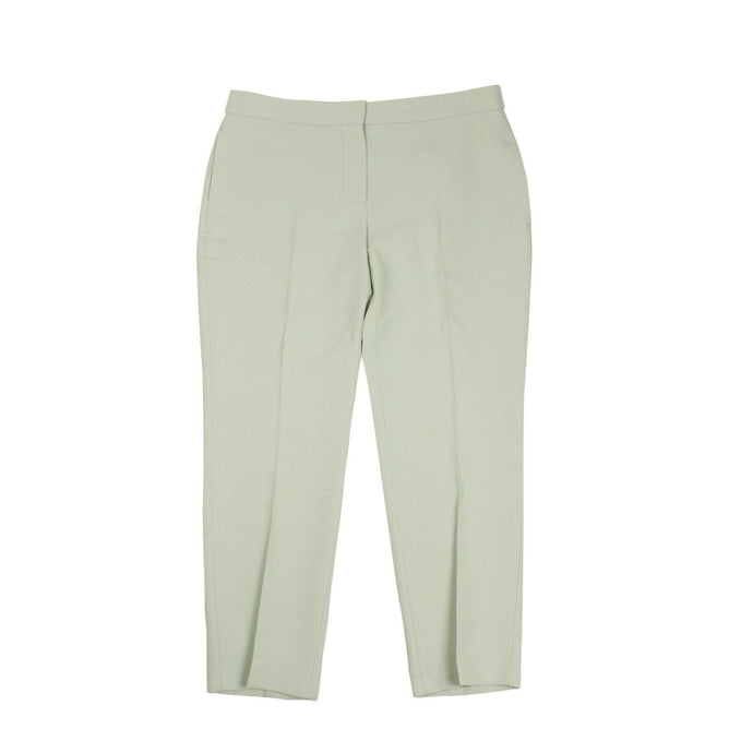 Straight Leg Pants - Mint Green