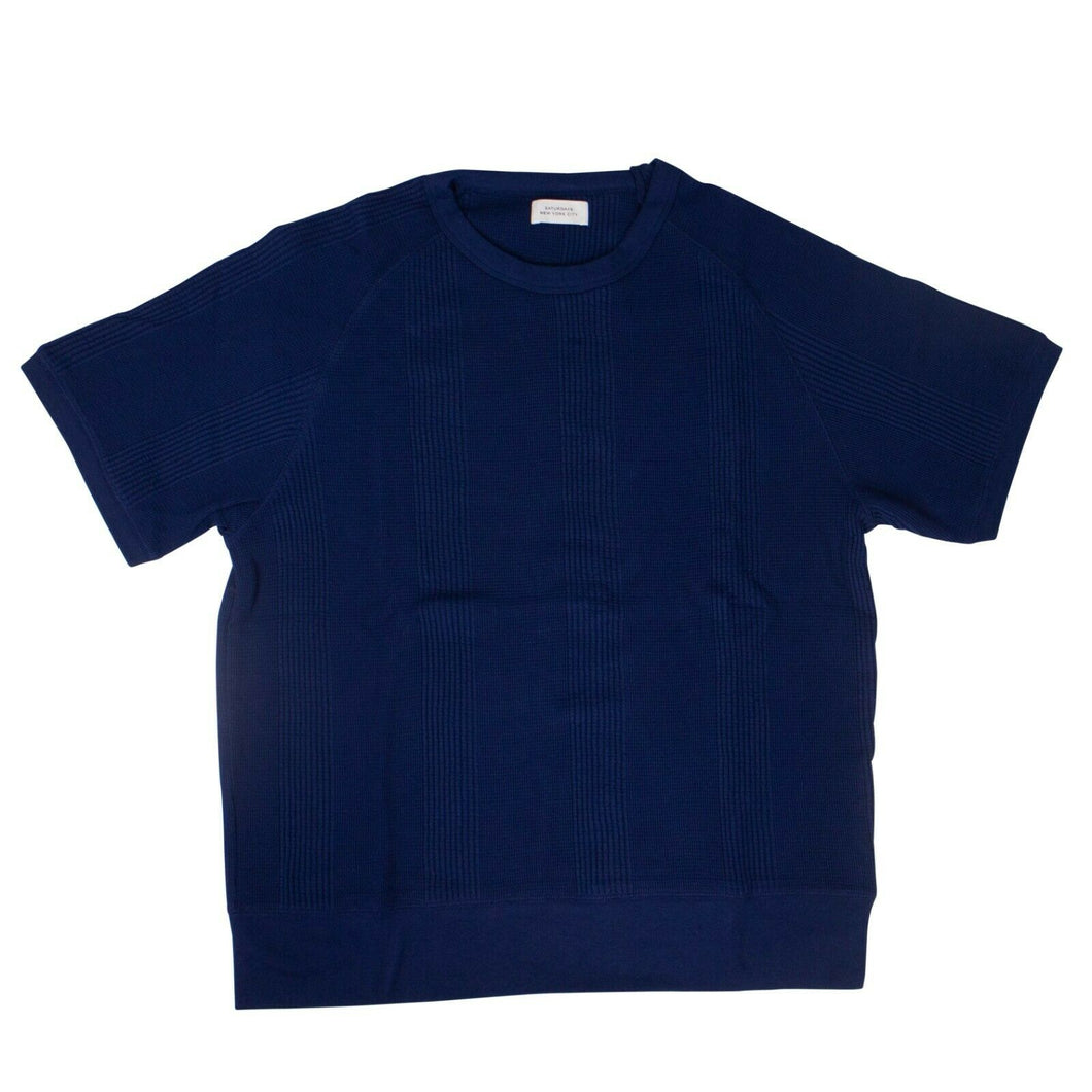 'Kyrie' Short Sleeve T-Shirt - Cobalt Blue