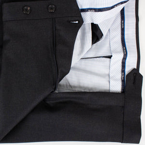 Black Wool Dress Pants