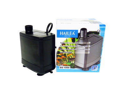 Hailea Low Water Level Pump DS-1000 - 1.7m ^1290L/h