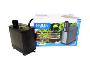 Hailea Low Water Level Pump DS-2000 -2.0m ^1920L/h