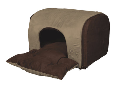 "Trixie Cuddly Cave ""Hollis"" - Brown*"