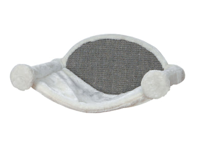 Cat Hammock Wall Mounted 54x28x33cm - Cream ^49920