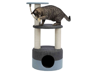 Cat Scratcher Alejo 89cm - Blue/Grey ^44822