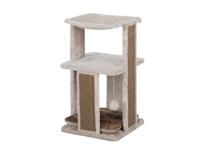 Cat Tree Eugen 67 cm - Taupe/Brown ^44426