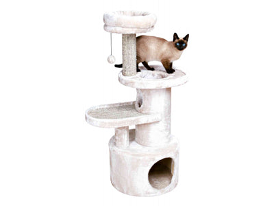 Cat Scratcher Alessio 111cm - Light Grey* ^44435