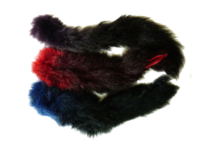 Possum Tails Coloured ^10pc