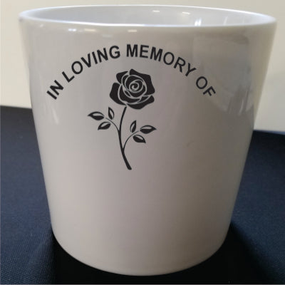In Loving Memory of Coffee Mug