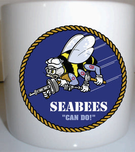 Navy Seabees 11 Oz Coffee Mug