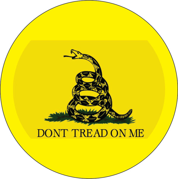 Don't Tread on Me 2.25 Bottle Opner