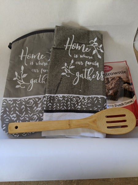 home family oven mit kit