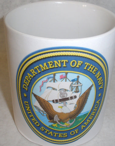 Navy Coffee Mug 11 oz