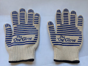 oven glove front