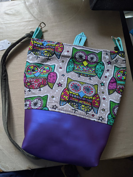 Over the shoudler Bag Pocketbook Owl