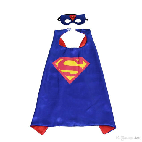 Costume Super Hero Superman kids Free Shipping