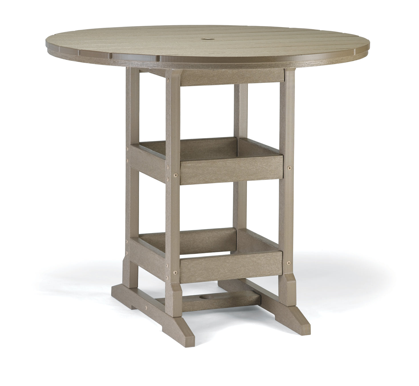 "Breezesta 48"" round bar table"