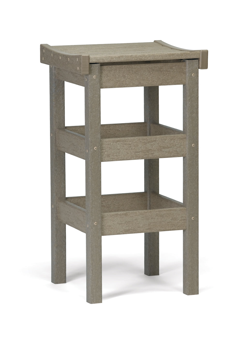 Breezest Contoured Seat Bar Stool