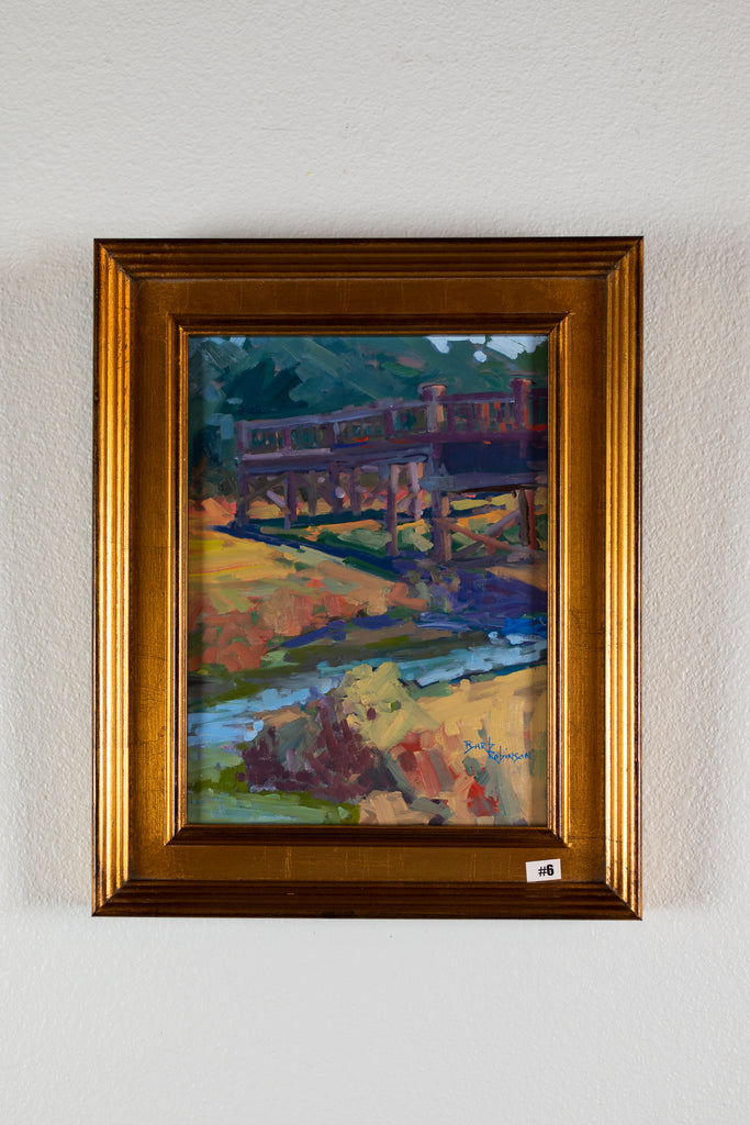 """Tule Creek"" - Oil"